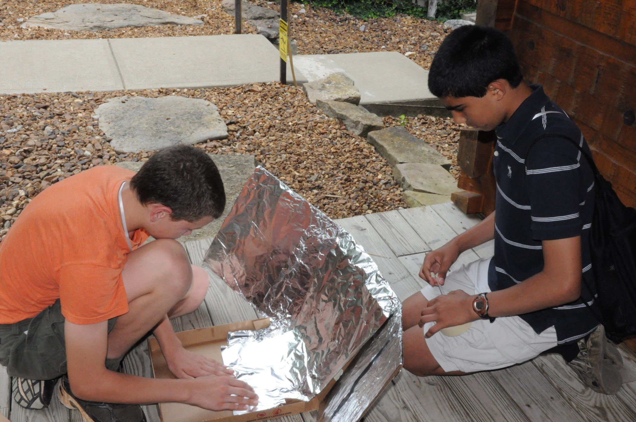 Picture of Solar Ovens