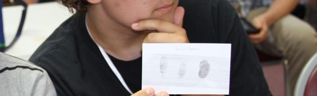 Picture of Fingerprinting Lab