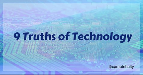 Picture related to Nine Truths of Technology