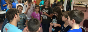 "Campers Get Career Guidance During ""Career Night"" at Ci"