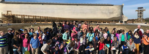 Beating the Winter Blues: the Ark Encounter, Career Night, and Robotics
