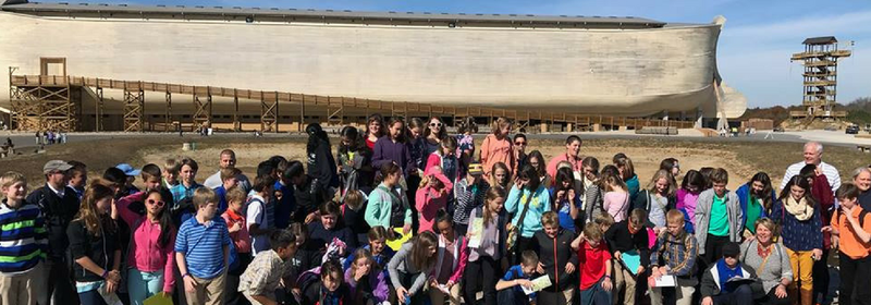 Picture related to Beating the Winter Blues: the Ark Encounter, Career Night, and Robotics