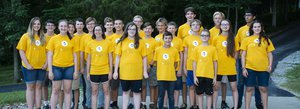 A Look Back at Earth STEM Camp